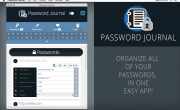 Password-Journal-The Awesome Simple Password Manager App-1 - Mac OSX App